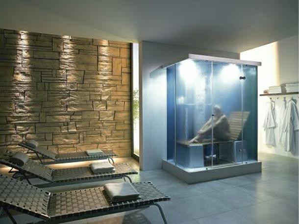 wellness - ass bäder und solar - badausstattung, badplanung, Moderne deko